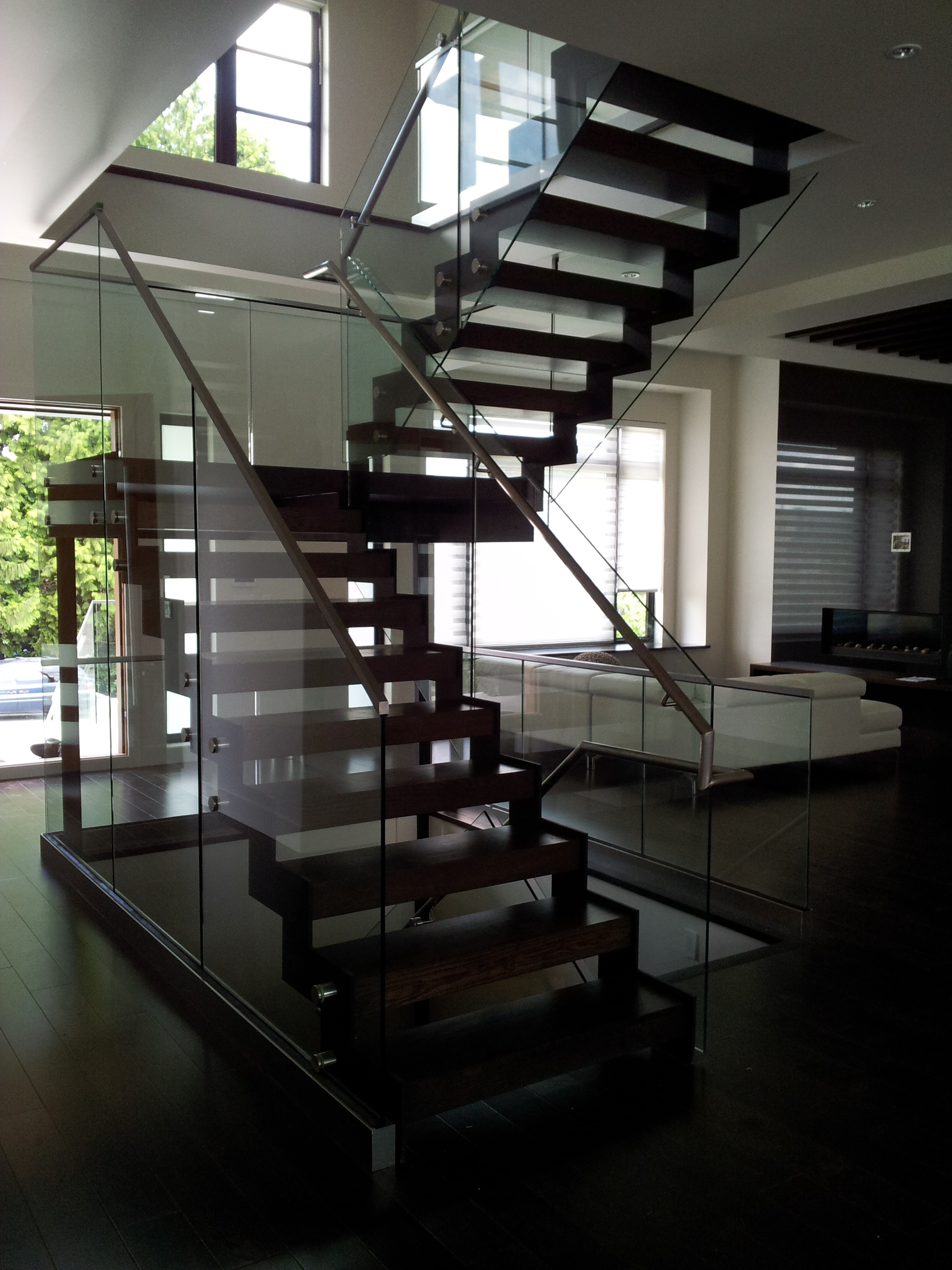 Superior Double Stringer Stairs